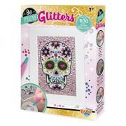 Set creativ Glitters - Craniu Mexican
