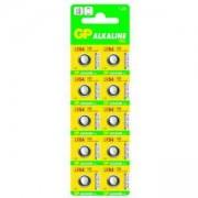 Бутонна алкална батерия GP189 LR-1130/ 10 бр./pack цена за 1 бр./ 1.55V GP, GP-BA-LR-1130