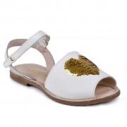 Sandale fete BIBI Classic Albe