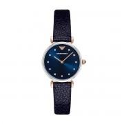 Часовник EMPORIO ARMANI - Gianni T-Bar AR1989 Blue/Silver