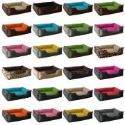 BedDog LUPI colchón para perro S hasta XXXL, 24 colores, cama para perro, sofá