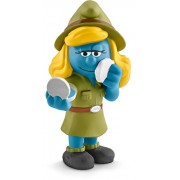 Schleich North America Jungle Smurfette Toy Figure