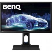 "BenQ - BL series BL2420PT 24"" IPS LED QHD Monitor - Black/Non-Glossy Black"