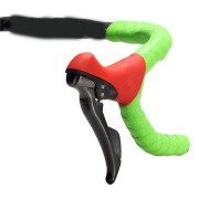 BIKIGHT Silicone Bike Bicycle Shifter Cover Road Bike Brake Shift Lever Cover For Shimano 4700/5800/6800