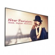PHILIPS 65 EDGE LED DISPLAY, POWERED BY ANDROID, WIFI,