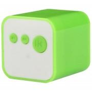 Reproductor De Música Portátil MP3 Mini -Verde