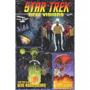 IDEA & DESIGN WORKS Star Trek: New Visions - Volume 2 Graphic Novel