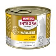 Animonda Cat Integra Protect Harnsteine konzerv, csirke 200 g