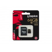 64GB micro SDXC karta Kingston class 10 UHS-I