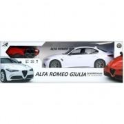 Masina RC mega creative Auto Alfa Romeo controlat de la distanta Giulia
