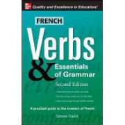 French Verbs and Essentials of Grammar (Oudot Simone)(Paperback) (9780071498043)