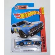 Hot wheels Showdown Hot Wheel C4982 982J JC 181/250 HW Race '68 Mercury COUGER Separately Minicar car MATEL