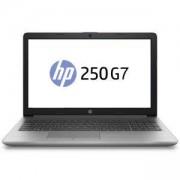 Лаптоп HP 250 G7, Intel Core i3-7020, 15.6-инчов FHD екран (1920x1080), Intel HD Graphics, 8GB DDR4, 256 GB SSD M.2, Internal DVD, 6EC69EA