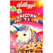 Cereale Kellogg Unicorn Fruit Loops 375g