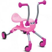 Детскo балансоращо колело Springo, smarTrike, розова, 011034