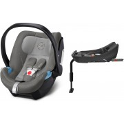 Cybex Aton 5 Inkl. 2-Fix Bas, Manhattan Grey