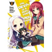 The Devil Is a Part-Timer! High School!, Volume 2, Paperback
