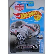 Hot Wheels Spring Edition Hw Showroom Silver Porsche 356 A Outlaw 120/250 Urban Outlaw Card