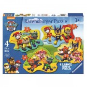 Puzzle paw 10/12/14/16 piese