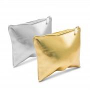 Mini kozmetikai táska, arany