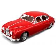 Bburago, Die Cast Vehicle, Jaguar, Mark II (1959), Scale 1:18, 18-12009, Ages 5 Years & Above