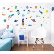 Kit Decor Sticker Outer Space
