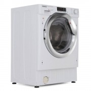 Hoover HBWM 814SAC-80 Integrated Washing Machine - White
