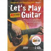 Hage Musikverlag Let's Play Guitar