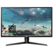"""Monitor Gaming TN LED LG 27"""" 27GK750F-B, Full HD (1920 x 1080), HDMI, DisplayPort, USB 3.0, Pivot, 240 Hz, 2 ms (Negru)"""