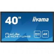 IIYAMA 40 4K2K LCD 3840X2160 MVA PANEL 350CD/M¦ 5000:1