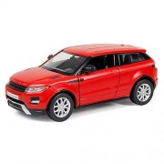 Tingoking City Range Rover Evoque Red 1/36 Diecast Scale Model Car