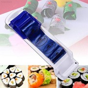 ELECTROPRIME E6C0 Sushi Roller Machine Kitchen Grape/Cabbage Leaf Rolling Tool Roll Maker