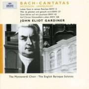 J.S. Bach - Ascension Cantatas (0028946358320) (1 CD)