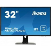"IIYAMA ProLite XB3270QS-B1 monitor piatto per PC 80 cm (31.5"") Wide Quad HD LED Nero"