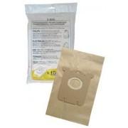 AEG S-Bag Classic sacchetti raccoglipolvere (10 sacchetti, 1 filtro)