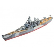 Revell Model Set Battleship U-S-S- Missuri WWII hajó makett 65128