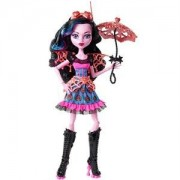 Papusa Monster High Freaky Fusion Dracubecca
