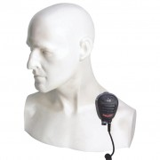 Resistant Submersible speaker microphone for walkie Entel HX Series.