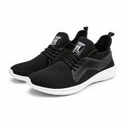 Zapatos Casual Deportivo Fashion-Cool Para Hombre-Negro
