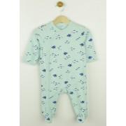 Pijama Kiabi Riley Light Blue