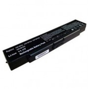Sony Vaio VGP-BPS2, VGP-BPL2 Laptop akkumulátor - 4400mAh (10.8V / 11.1V Fekete)