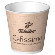 Pahar Cafissimo To Go + capac 200ml 150/set Tchibo