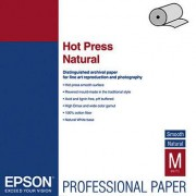 "Epson Hot Press Natural på rulle, 340 g/m2, 44"" x 15 m"