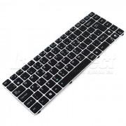Tastatura Laptop Asus Eee PC 1215P cu rama argintie + CADOU