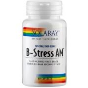 Solaray B Stress A.M. (morgens) - 60 Kapseln