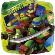 Ninja Turtles Folie ballonnen Ninja Turtles 43 cm