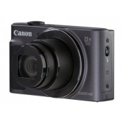 Canon Máquina Fotográfica Compacta SX620 HS (Preto - 20 MP - ISO: auto a 3200 - Zoom Ótico: 2- Zoom Ótico: 5x)