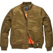 Vintage Industries Westford MA1 Jacket Green M