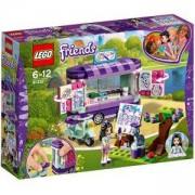 Конструктор Лего Френдс - Щандът за изкуство на Emma, LEGO Friends, 41332