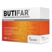 Sensilab Butifar Mit Sodium Butyrate für Verdauungsprobleme - hilft bei Durchfall, Verstopfung, Reizdarmsyndrom und Blähungen 30 Kapseln Sensilab